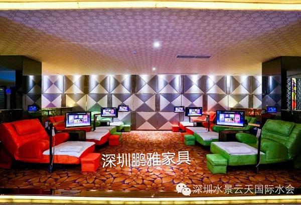 深圳足浴沙发