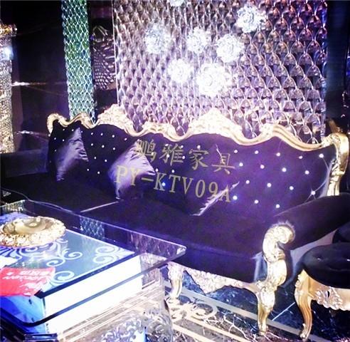 量贩式沙发